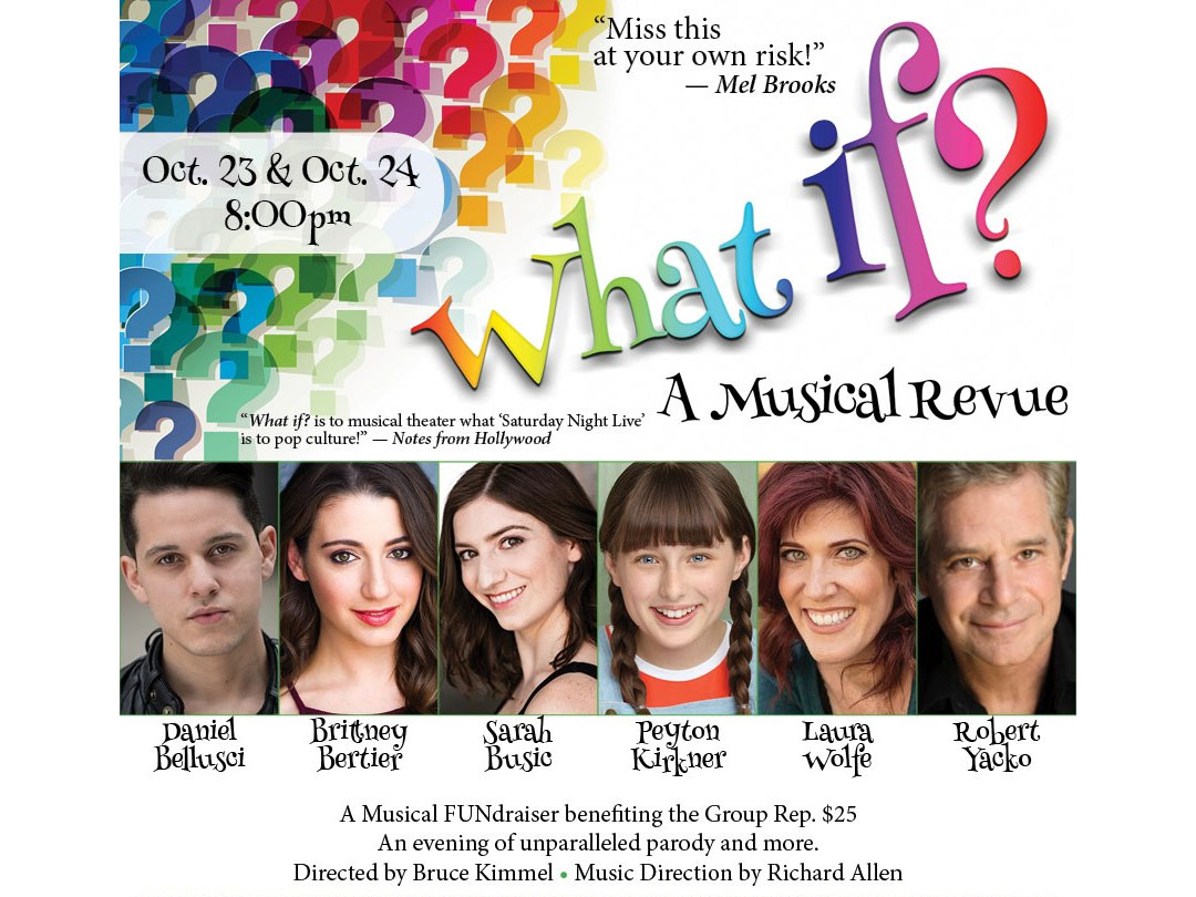 What If A Musical Revue