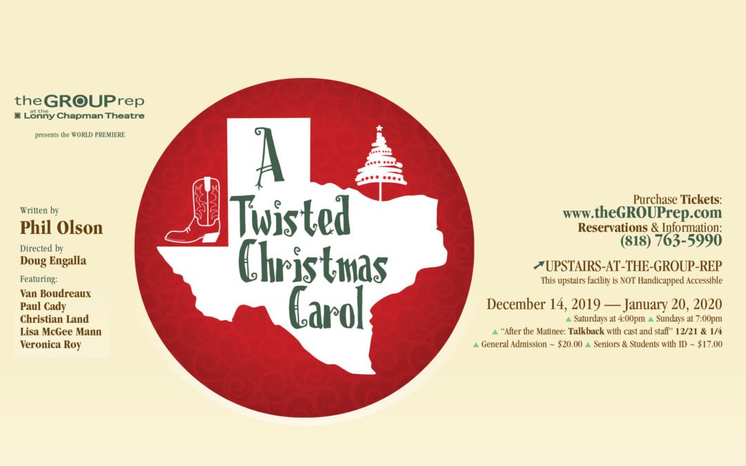 Meet the Cast: A Twisted Christmas Carol