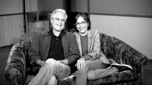 Barry Pearl and Kay Cole