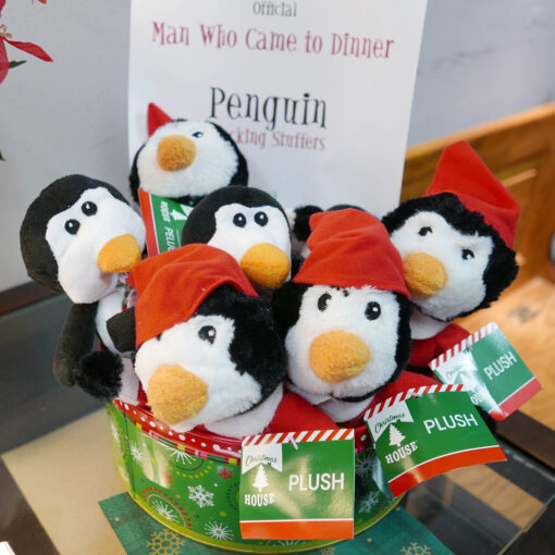 Stuffed Penguins
