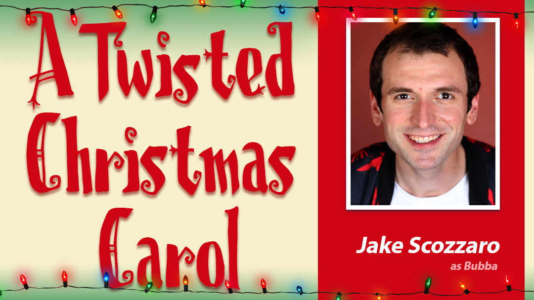 Meet the Cast: Jake Scozzaro