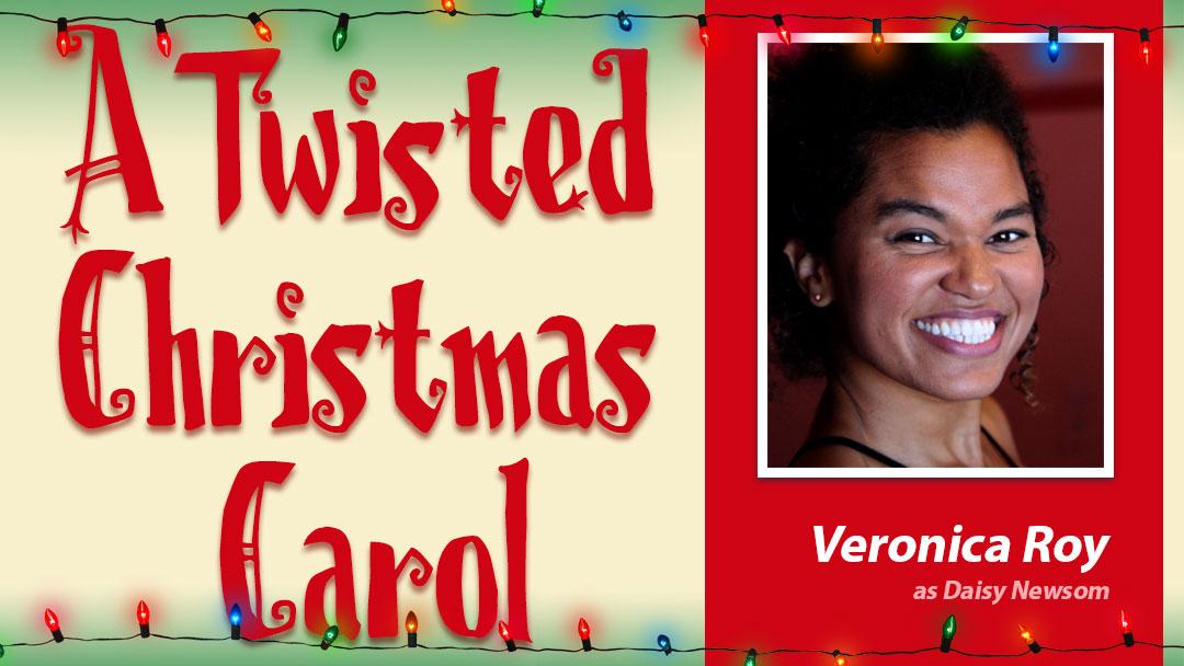 Meet the Cast: Veronica Roy