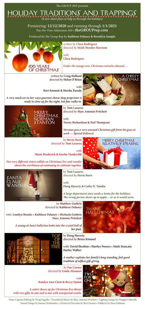 Holiday Traditions & Trappings Digital Card