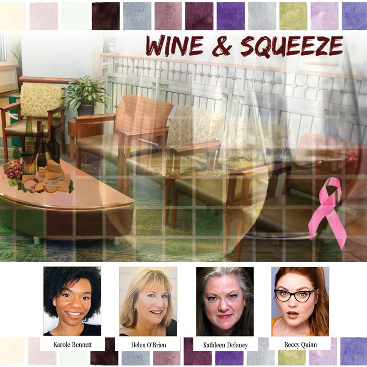 Wine & Squeeze One Act Play