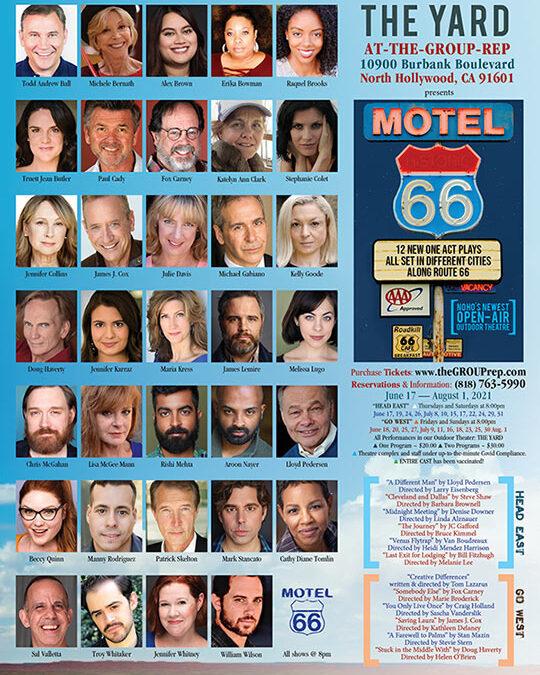 Motel 66: Meet the Cast
