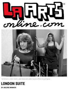 Arlene Winnick's story on London Suite