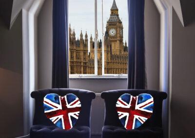 Neil Simon's London Suite Poster